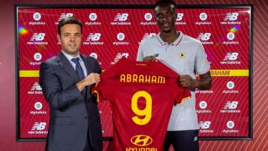 Photo of Abraham rejects Barça and Arsenal, completes AS Roma transfer