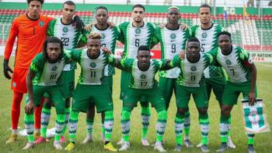 Photo of Nigeria to face Egypt in group stage of 2021 AFCON