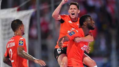 Photo of Moffi stars as Lorient defeat champions Lille