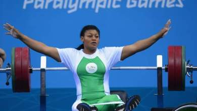 Photo of Team Nigeria Paralympics participation ends on a high