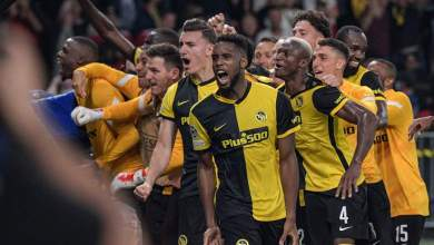 Photo of Young Boys strike late to stun Manchester United in Champions League opener