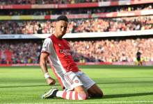 Photo of Ruthless Arsenal defeat Tottenham in North London derby