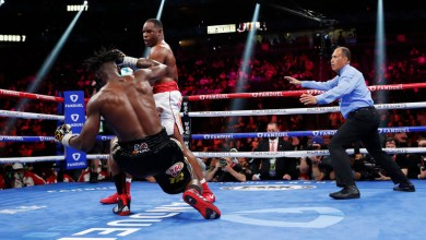 Photo of Efe Ajagba loses to Sanchez, loses opportunity to move up the heavyweight ladder