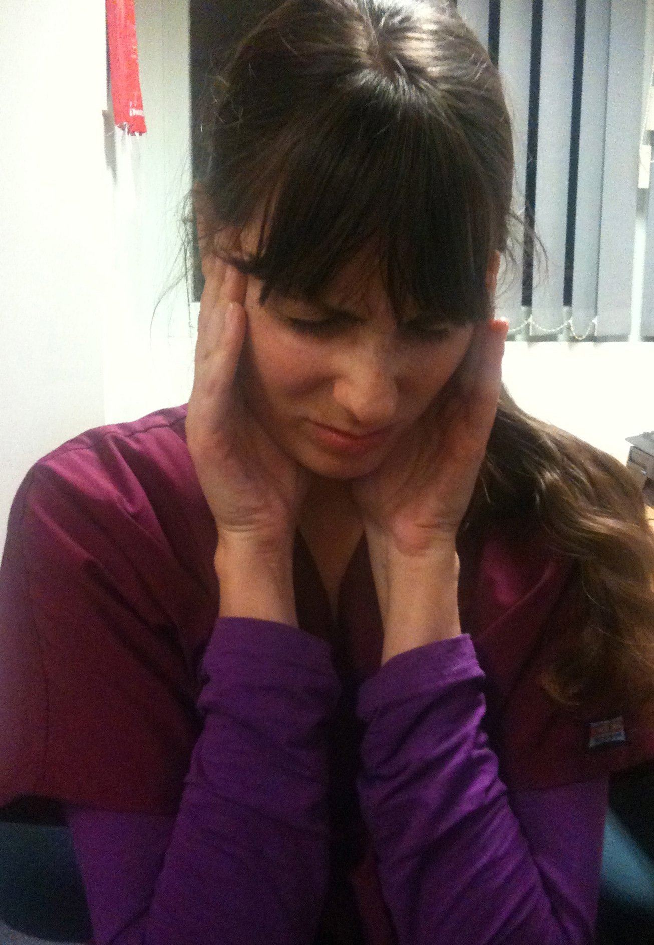 Tension Headaches and Post Concussion Syndrome
