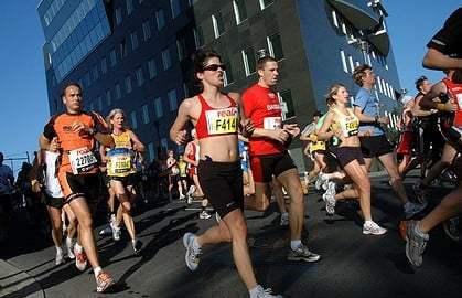 injury prevention presentation - running