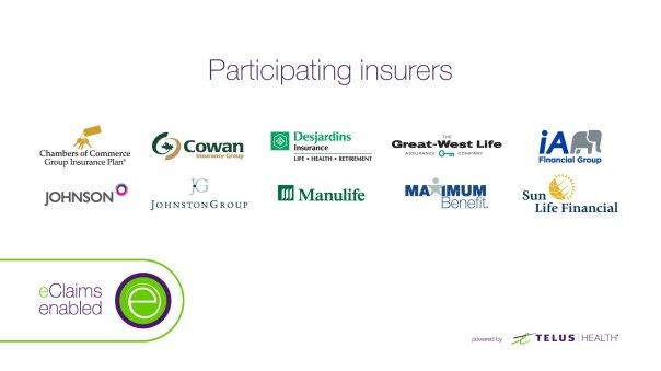 Direct Billing Insurance Companies
