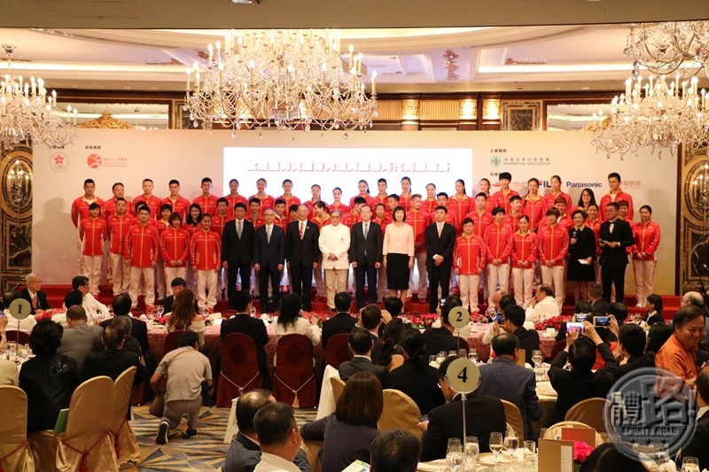 004-20160828Mainland Olympic gold medalists Delegation Dinner