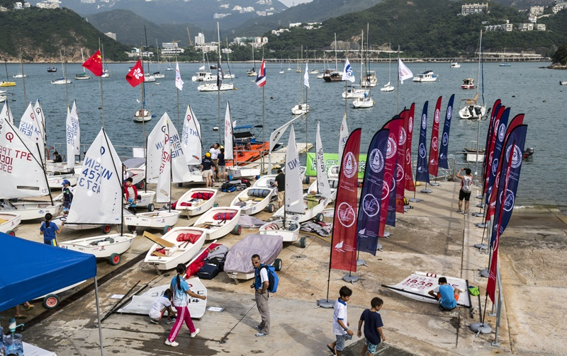 RHKYC Spring Regatta 2017HKODA National and Open Championships 2016. HKODA National and Open Championships 2016.