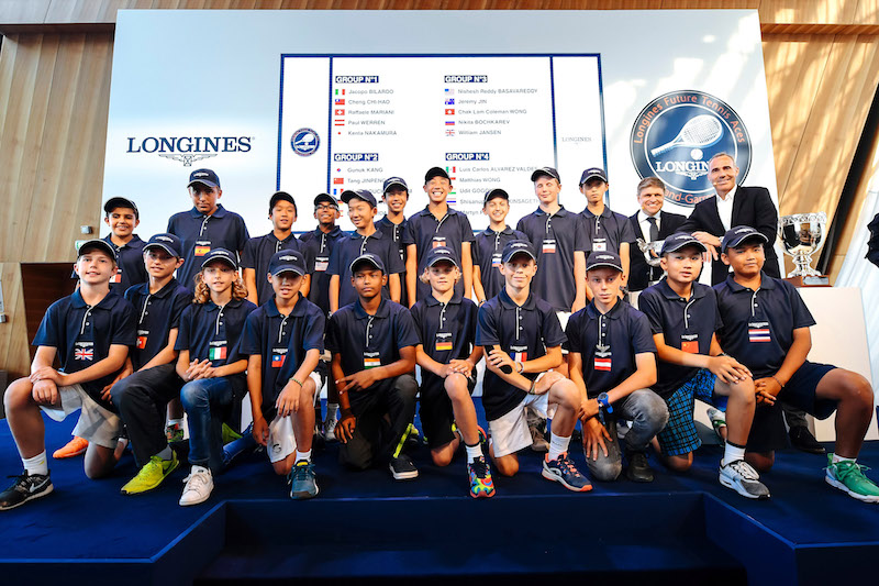 Longines Future Tennis Aces 2017