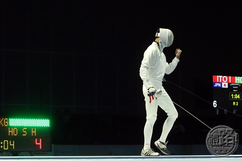 AFC2017_Fencing_MEN'S EPEE TEAM_BRONZE_FCW_6863