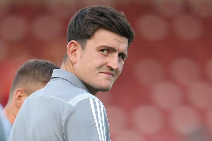 Harry Maguire withdrawn from England squad by Gareth Southgate after Manchester United captain is handed