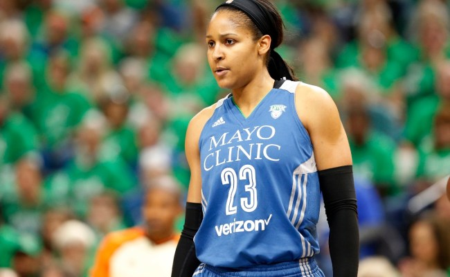 Wnba Star Maya Moore Stepping Away From Basketball To