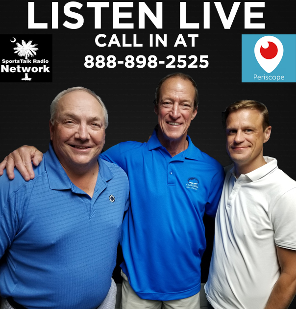 SportsTalkSC – SportsTalk is Phil Kornblut, Rick Sanford and
