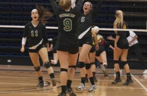Granite Bay Volleyball above the hype