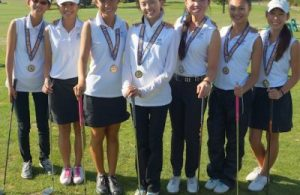 Diablo Valley girls golf featured in SportStars Magazine