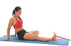 Dorsiflexion is the movement of the foot upwards, so that the foot is closer to the shin.