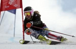 Slalom skiing featured in SportStars Winter Wonderland edition
