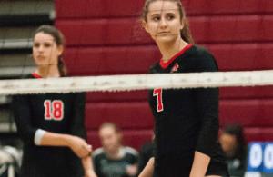 Maddie Dailey Monte Vista-Danville - Volleyball