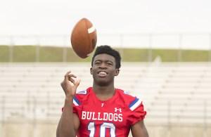 Joseph Ngata Of Folsom High School Football