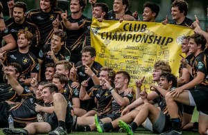 The national championship was the cherry on top of a stellar year club-wide for the Danville Oaks Rugby