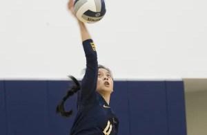 Vision Volleyball 17 Gold, Selina Xu