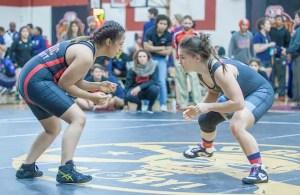 Women's West Coast TOC, Wrestling