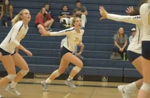 Gracie Rowland, Oak Ridge Volleyball
