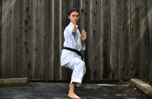 Karate Kid Haze Mach: SportStar of the Week