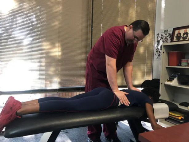 Does Chiropractic help runners? North Carolina for the AAU Junior Olympics