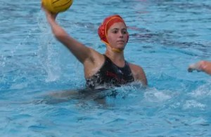 Georgia Tomasik Berkeley Water Polo