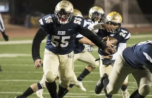 Elk Grove, Football, Damian Allen