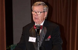 Wrestling Hall of Fame and HOF acting director, Lynn Dyche