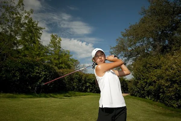 SportStars Girls Golf Big 10, Paige Lee