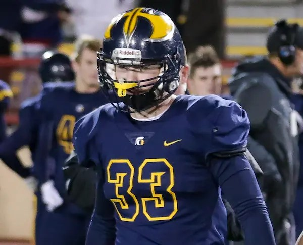 All-NorCal Football Defense 2019, Ryan Enney