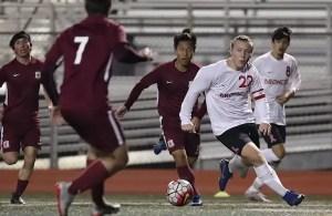 Bella Vista Boys Soccer, Aaron Farnan