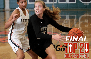 Final NorCal Girls Basketball Rankings, Hunter Hernandez