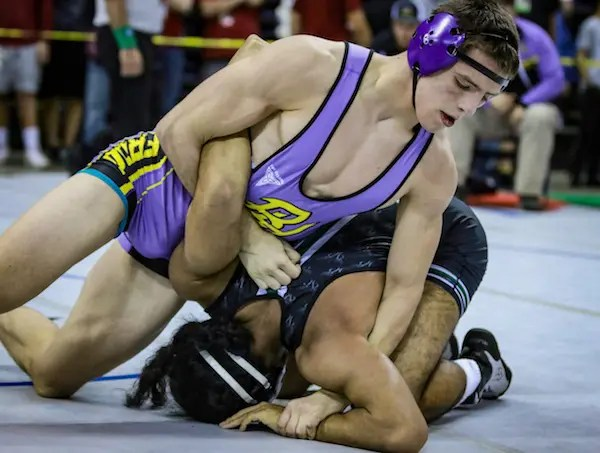 All-NorCal Wrestling Honors, Kodiak Stephens, Bret Harte