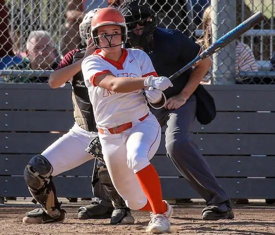 Roseville Softball, Lauren Mirtoni