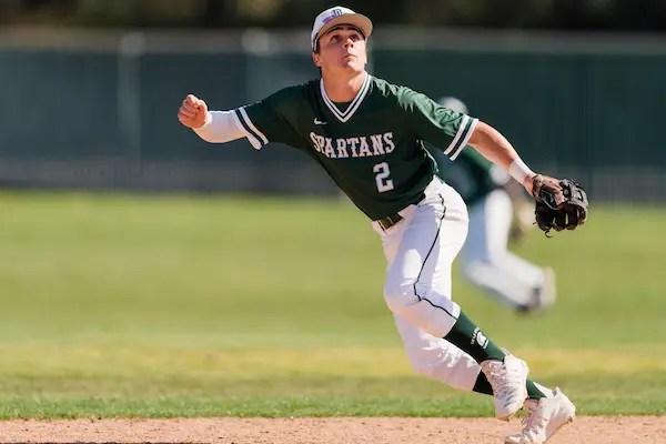 Vince Bianchina, De La Salle Baseball
