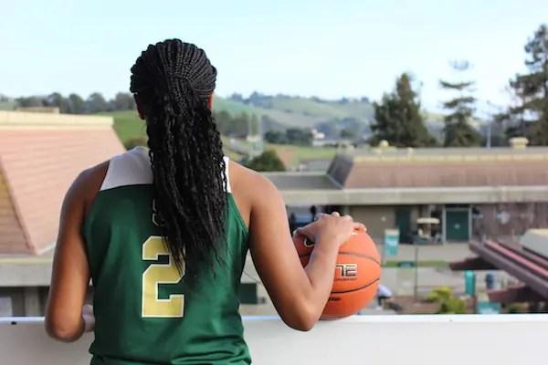 Tameiya Sadler, Coach Walker, Basketball