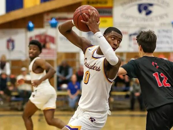 Je'Lani Clark, Riordan, All-NorCal Boys Basketball