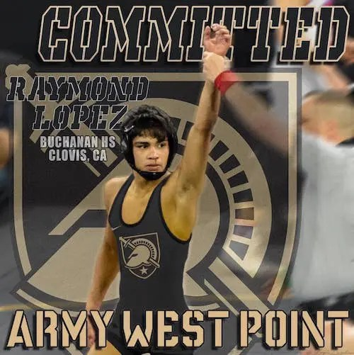 Buchanan's Raymond Lopez Commits to Army West Point