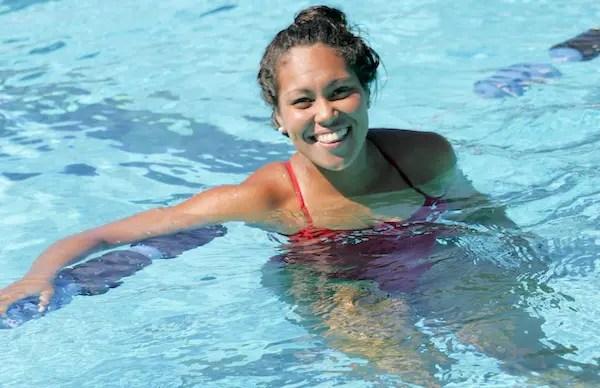 Chelsea Chenault, Carondelet, Girls Swimming Big 10