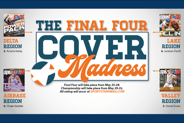 SportStars, #CoverMadness Semifinals