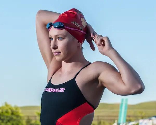 Madelyn Murphy, Carondelet, Girls Swimming Big 10