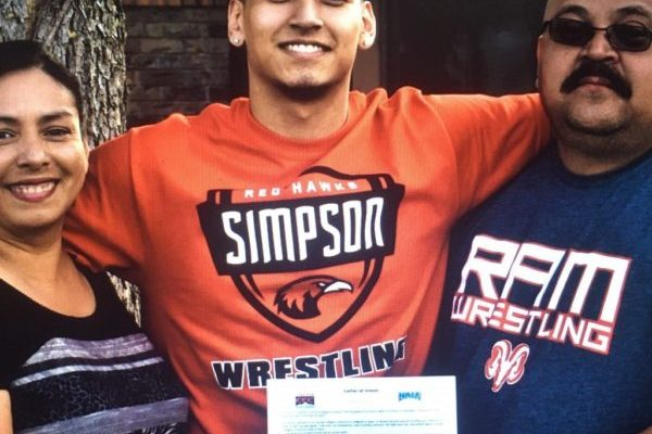 Fresno City's Luis Saucedo Signs with Simpson University