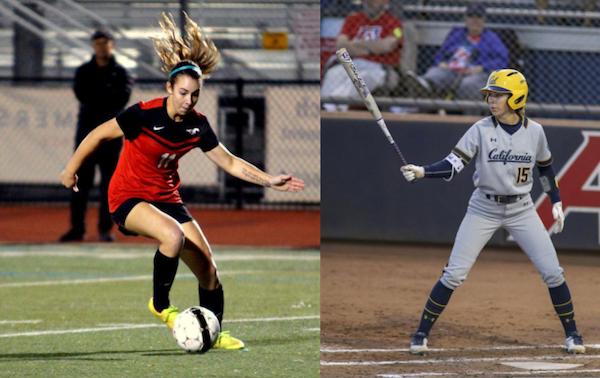 Lindsay Rood, Monte Vista, Soccer, Softball