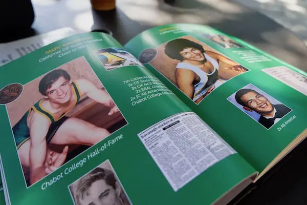 Livermore High Wrestling New Book Available