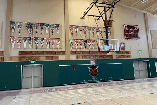 Mt. Diablo High, Concord, Kramer Gym