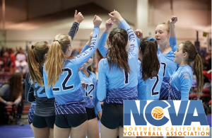 NCVA 2021 Schedule, Clubs, Volleyball